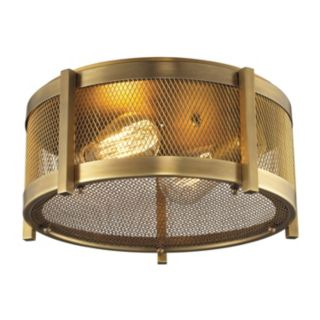 Elk Lighting Rialto 2 Light Flush Mount