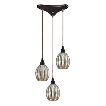 Elk Lighting Danica 3 Light Pendant
