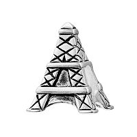 Individuality Beads Sterling Silver Eiffel Tower Bead