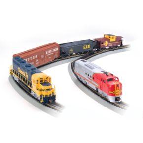 Bachmann Digital Commander HO Scale Electric Train Set