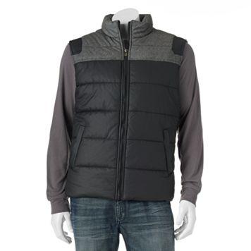 Men's XRAY Slim Colorblock Vest