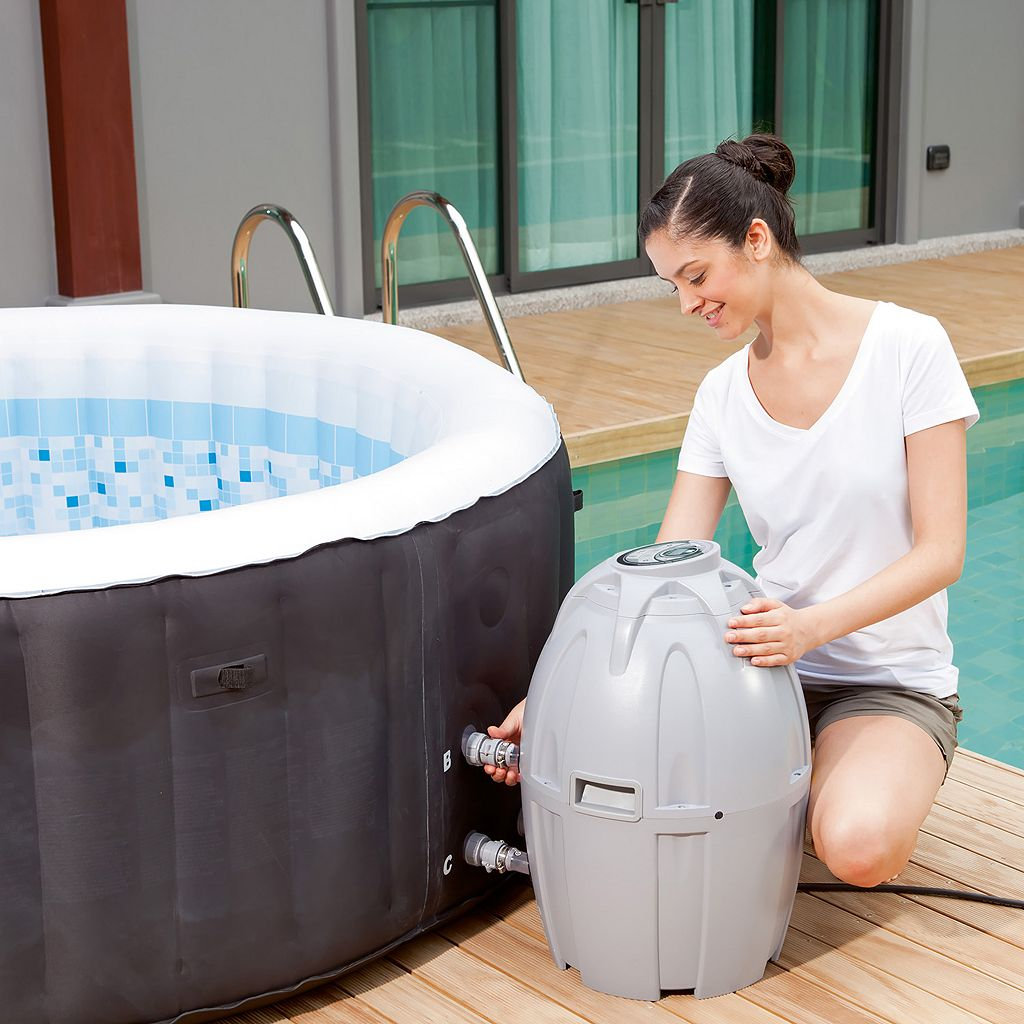 Bestway Inflatable Miami SaluSpa Spa