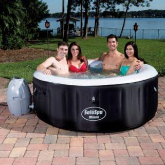 Bestway Inflatable Miami SaluSpa Spa