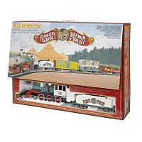Bachmann Ringling Bros. & Barnum & Bailey G Scale Electric Train Set