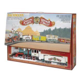 Bachmann Ringling Bros. & Barnum & Bailey G Scale Electric Train Set