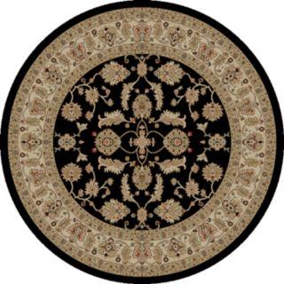 Merinos Antep Floral Framed Rug