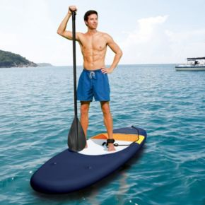 Bestway HydroWave 10.5-foot Coast Liner 2-in-1 Inflatable Stand-Up Paddle Board & Kayak