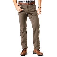 Men's Dockers® Jean Cut D2 Straight-Fit Stretch Twill Pants