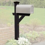 highwood Hazleton Mailbox Post