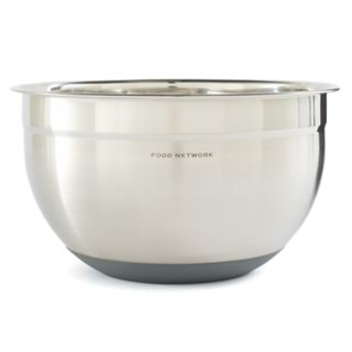 Food Network? 8.4-qt. Stainless Steel Mixing Bowl