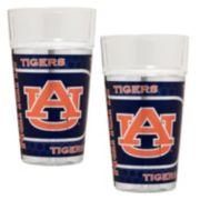 Auburn Tigers 2-Piece Pint Glass Set