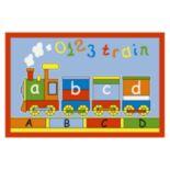 Concord Global Fun Time ABC Train Rug