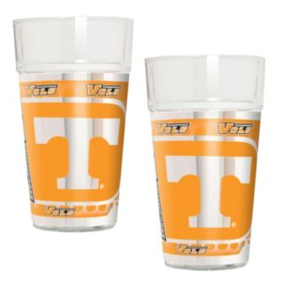 Tennessee Volunteers 2-Piece Pint Glass Set