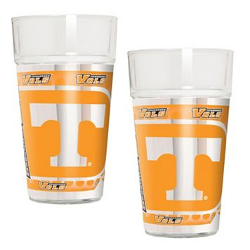 Tennessee Volunteers 2-Piece Pint Glass Set