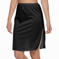 Vanity Fair® Satin Glance™ Slit Pettislip - 22-in. - 11760