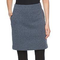 Woolrich Marled Fleece Skirt - Women's