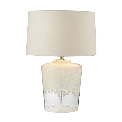 Dimond Tall Flurry Fit Table Lamp