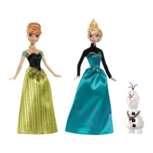 Disney's Frozen Royal Sisters Gift Set