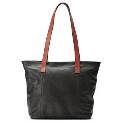 R&R Leather Tote by