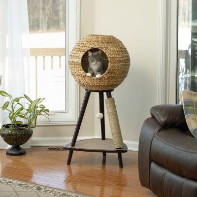 Sauder Natural Sphere Cat Tree