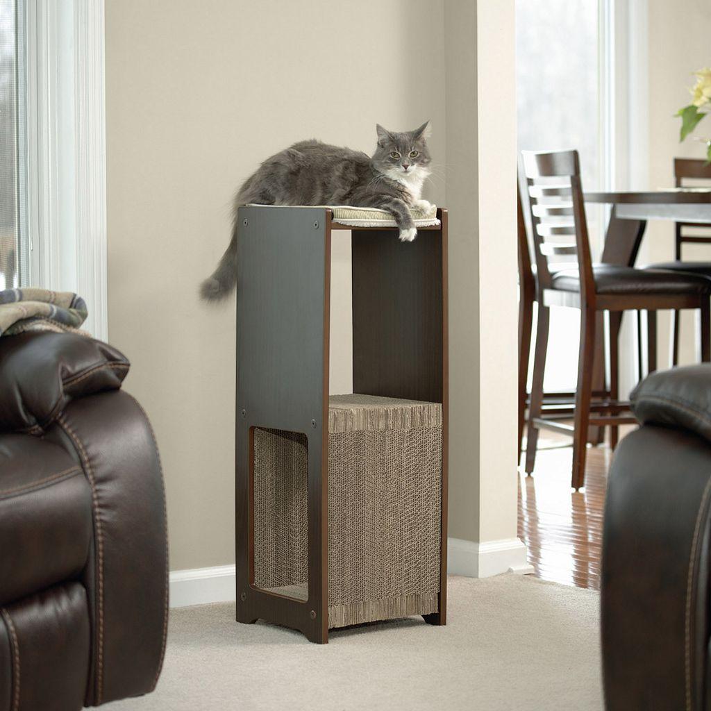 Sauder Cat Loft Scratcher