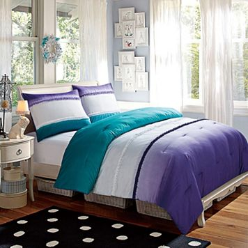 VCNY Sunset Dream Comforter Set