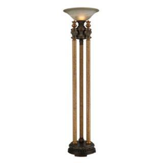 Dimond Athena Torchiere Floor Lamp