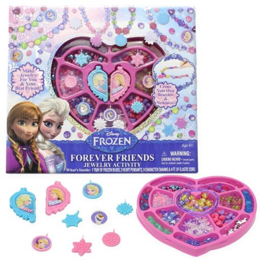 Disney's Frozen Forever Friends Jewelry Activity