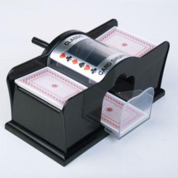 Manual Card Shuffler by John N. Hansen Co.