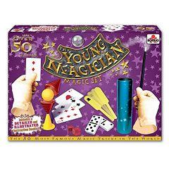 Young Magician Magic Set by John N. Hansen Co.