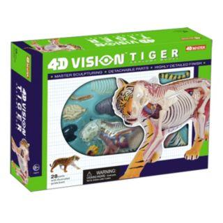 4D Vision Tiger Anatomy Model by John N. Hansen Co.