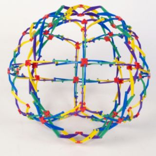 Hoberman Mini Rainbow Sphere by John N Hansen Co.