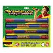 Marshmallow 4 pkClassic Straight Shooters by Marshmallow Fun Company