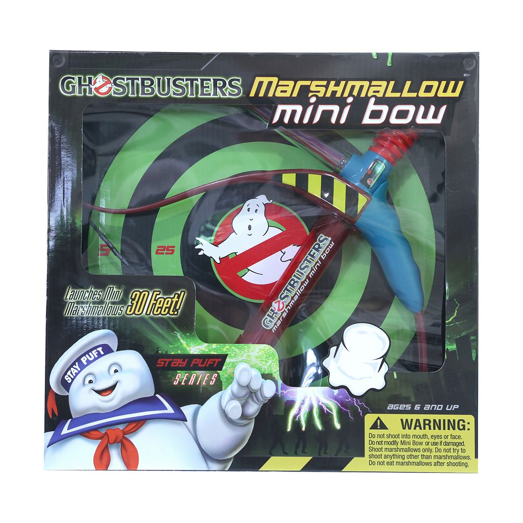 Ghostbusters Marshmallow Mini Bow by Marshmallow Fun Company