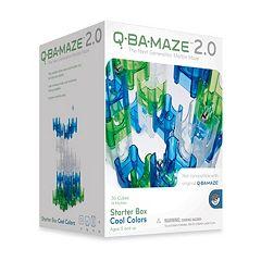 MindWare Q-Ba-Maze 2.0 Cool Colors Starter Box