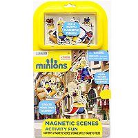 Minions Magnetic Scenes Activity Fun Set