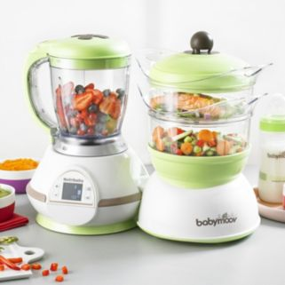 Babymoov Nutribaby Zen Food Processor