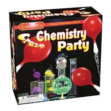 ScienceWiz Crazy Chemistry Party Kit