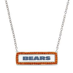 Chicago Bears Bar Link Necklace