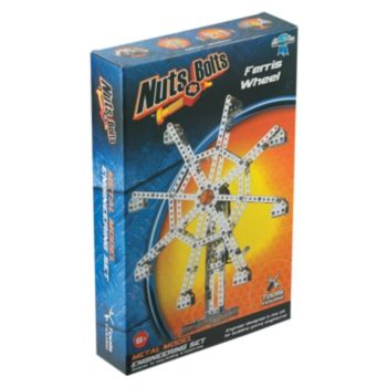 Nuts and Bolts Ferris Wheel Metal Model Engineering Set