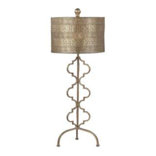 Dimond Trellis Metal Table Lamp