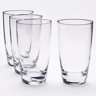 Food Network? Signature 4-pc. Crystal Highball Glass Set