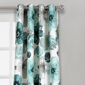 Lush Decor Leah 2-pk. Room Darkening Window Curtains - 52'' x 84''