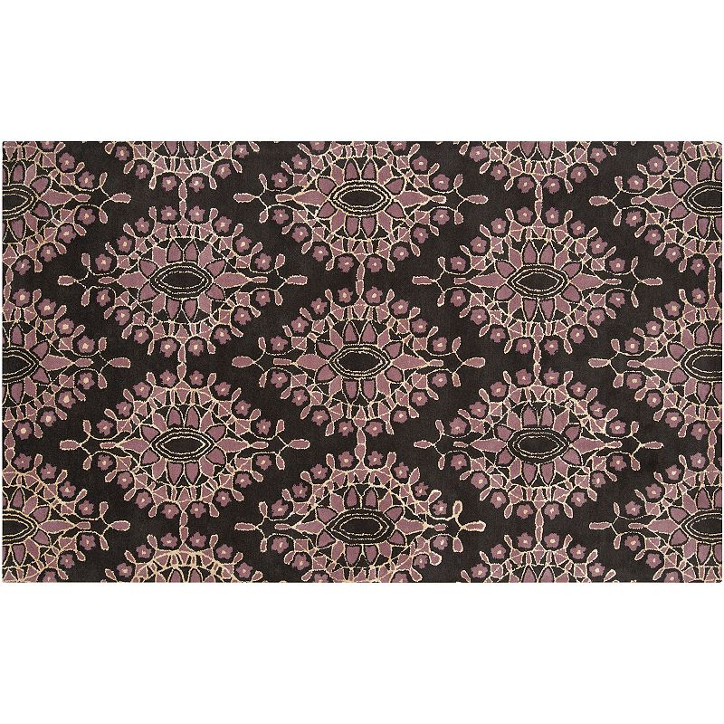 Artisan Weaver Algona Tile Rug, Purple, 3X5 Ft Product Image