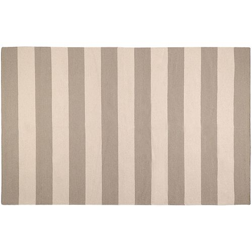 Artisan Weaver Armstrong Striped Reversible Wool Rug