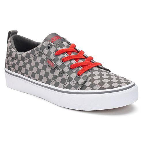 Vans Bishop Kids  Slip On Skate Shoes 441ff5820