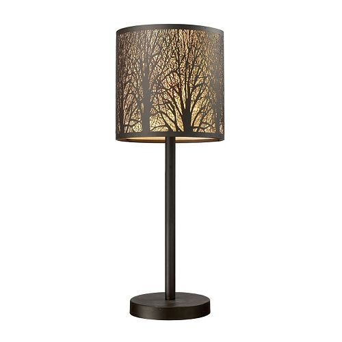 Dimond Woodland Sunrise Table Lamp