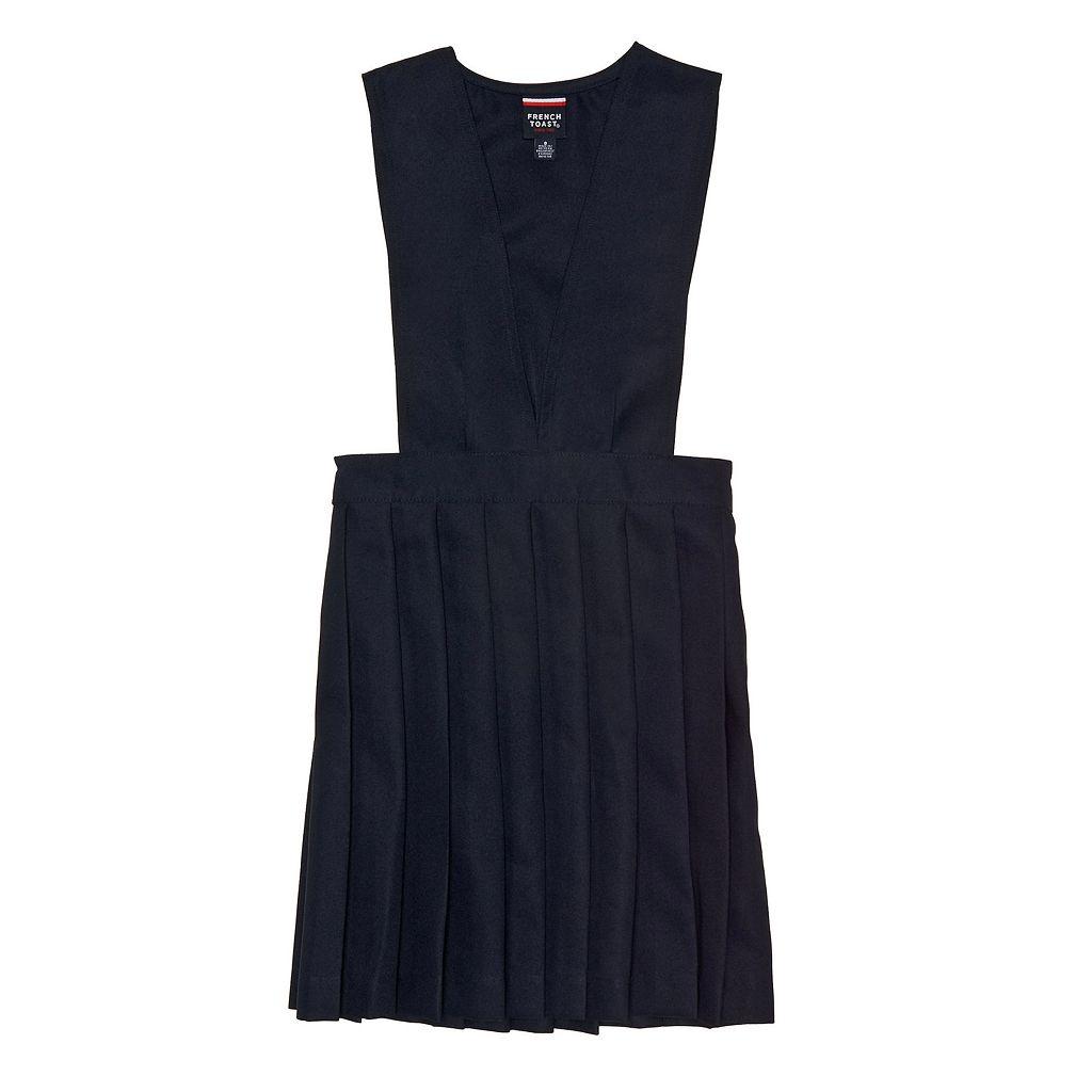 Girls 4-20 & Plus Size French Toast School Uniform Long Pleated Jumper