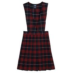 Girls 4-20 & Plus Size French Toast School Uniform Plaid Pleated Jumper