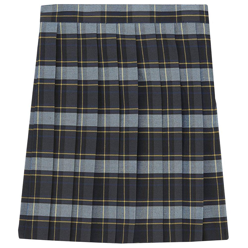 4-20 & Plus Size French Toast School Uniform Plaid Pleated Skirt